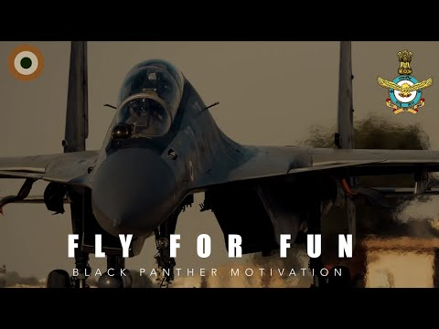 FLY FOR FUN - Indian Air Force | Teaser