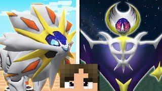 Minecraft Pokémon #28: MEU PRIMEIRO POKÉMON LENDÁRIO! QUAL DELES VOU ESCOLHER?