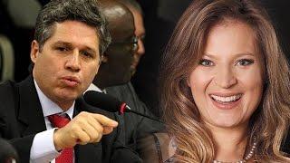 Paulo Teixeira tenta Intimidar Joice Hasselmann, Quebra a Cara e Foge!!!
