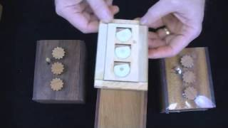Secret Lock Box Ii Puzzle Box - Can You Open The Box?