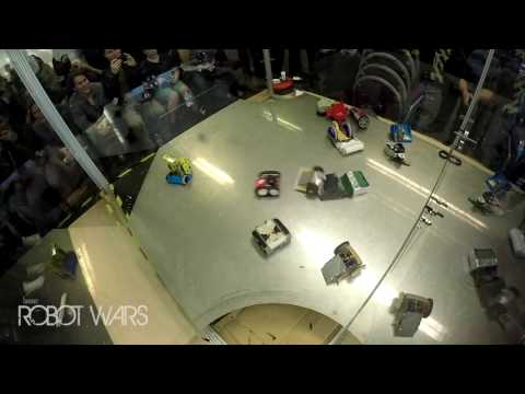 Bristol Antweight Robot Wars 6 - Battle Royal