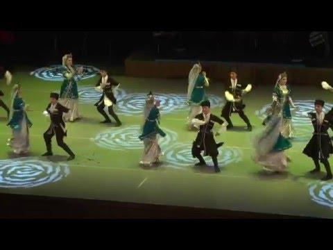 Танец «Приветствие»