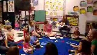 Preschool Class Sings quot;Our Songquot; by Taylor Swift