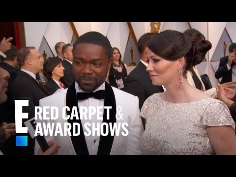 David Oyelowo Looks Back on Past Roles at 2017 Oscars  E! Live from the Red Carpet