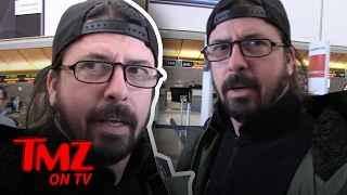 We Will Know Now What It's Like Raising a Rock Star Thanks To Dave Grohl's Mom | TMZ TV