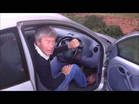 Tiff Needell Says Goodbye To His Old Car With CarTakeBack