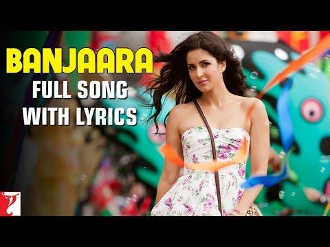 Lyrical: Banjaara Full Song with Lyrics | Ek Tha Tiger | Salman Khan | Katrina Kaif | Neelesh Misra