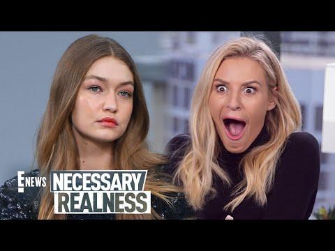 Necessary Realness: Gigi Hadid Is a Total Badass  E News