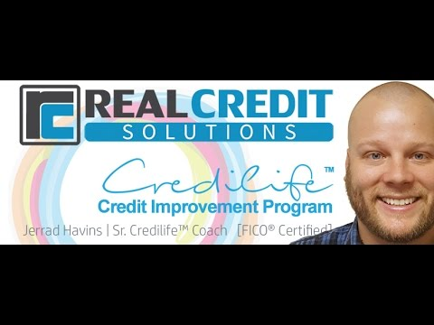 Building a Better Credit & Financial Foundation Part 1