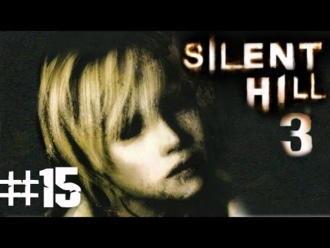 Two Best Friends Play Silent Hill 3 (Part 15)