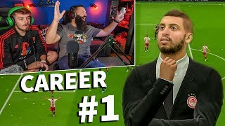 Μια Νέα Αρχή! | FIFA 20 - Career #1 | TechItSerious