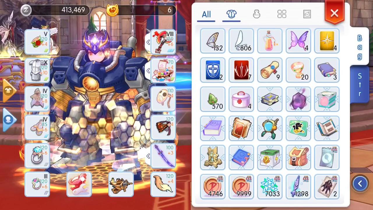 Killer tofu's ultimate guide to the mado mechanic merchant class.