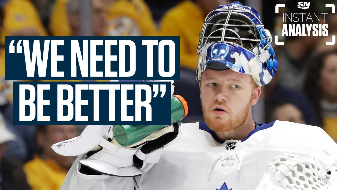 The Maple Leafs Inconsistency Is Leading To Big Time Frustration