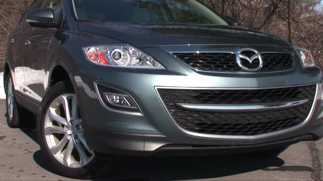 2011 mazda cx-9 - drive time review - youtube