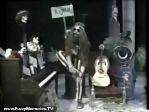 "Screaming Yellow Theater (Svengoolie) - ""Show #5"" (Opening, 1972)"