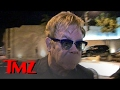 Elton John -- Cussin' Out the Paps | TMZ