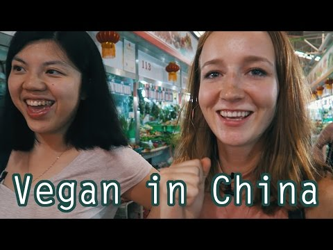 Vegan in China - Geht das!? | Mirellativegal