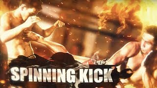 ONE Feature | Kevin Belingon's Spinning Back Kick