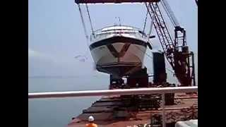 Compilation of accidents with boats on lifts and cranes! [CRAZY]