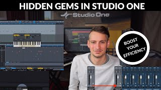 Hidden Gems in Studio One - Part I