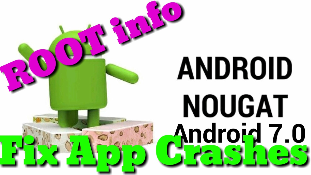 Android 7 Update - Does Root Survive? + Fix App Crashes and other problems  - Nvidia Shield