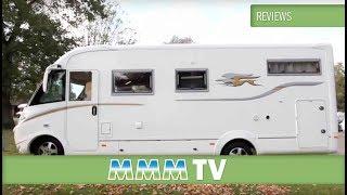MMM TV motorhome review: Laika Kreos 7009 - Luxury Coachbuilt Motorhome of the Year 2012