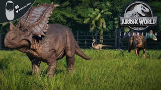 🔵 Jurassic World Evolution #1 PC Gameplay Live Stream | DROPPING INTO THIS FUN WORLD!