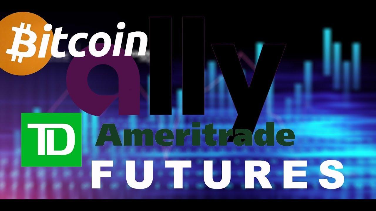 can you trade bitcoin on td ameritrade