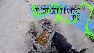 """Prestiges Bansko 2018"" short snowboarding film"