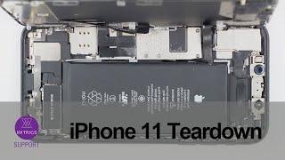 Apple iPhone 11 Teardown