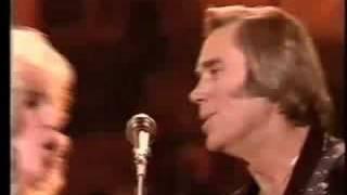 George Jones & Tammy Wynette-Rolling In My Sweet Babys Arms