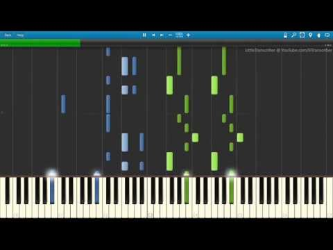 Taylor Swift - Wildest Dreams (Piano Cover) by LittleTranscriber