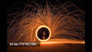 Steel Wool Photography, How-to