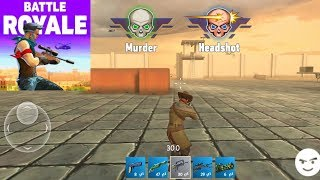FightNight Battle Royale: FPS Shooter - ( ONLY WINS ) gameplay android HD 1080p screenshot 5