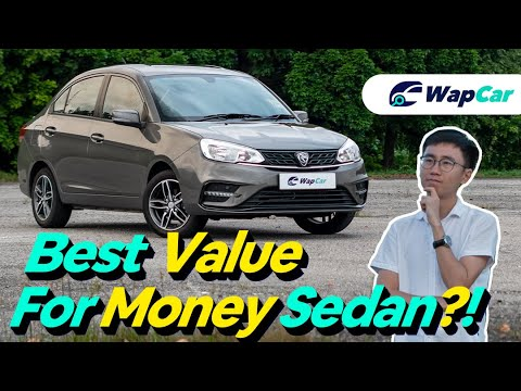 2019 Proton Saga 1.3 Premium Facelift Review, Best Car To Buy Under RM40,000!