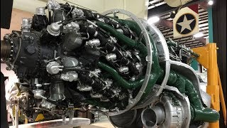 100 Years of Big Aircraft Engines And Their Starting Up