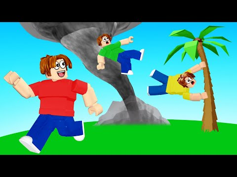 Can We Survive The Toughest Disaster In Roblox Youtube