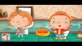 Potty Training: Learning With The Animals Song Teach The Animals Use Toilet