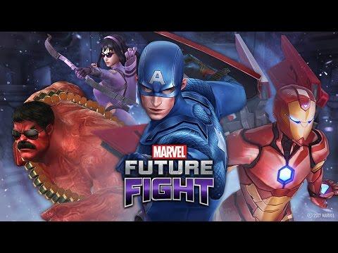 Ironheart, Hawkeye & Medusa join Marvel Future Fight!