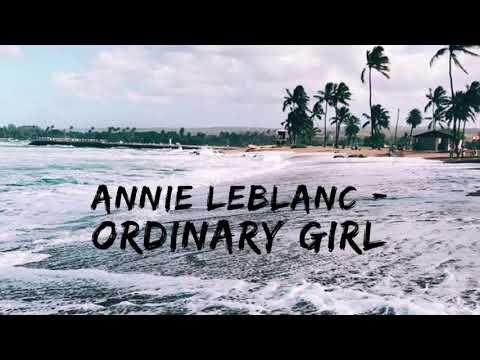 Annie Leblanc - Ordinary Girl   Network