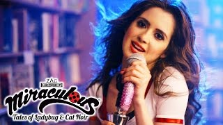 Miraculous Ladybug - Laura Marano | Theme Song Music video