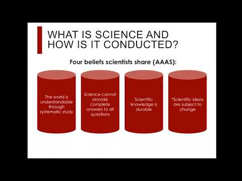 Division 15 Webinar - Dr. Gale M. Sinatra on Public Understanding of Science