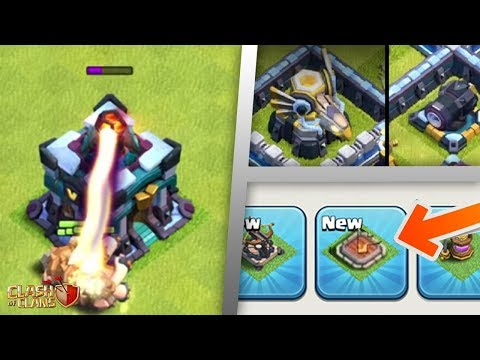 TH13: NEW HERO, New Defense Levels LEAKED! + Update Info | Clash Of Clans Town Hall 13 Update