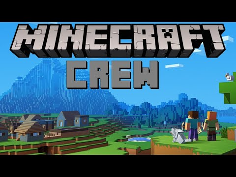 Minecraft - Crew Quest - The Human Puzzle - Part 1