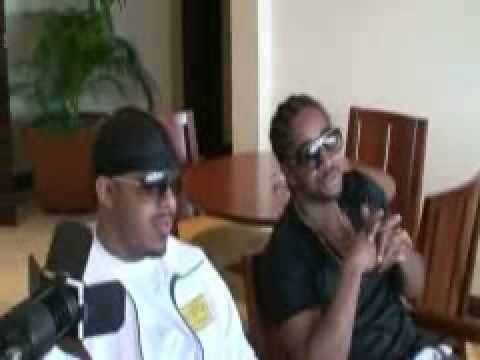 omarion & Marques Interview With DJ Waxxy