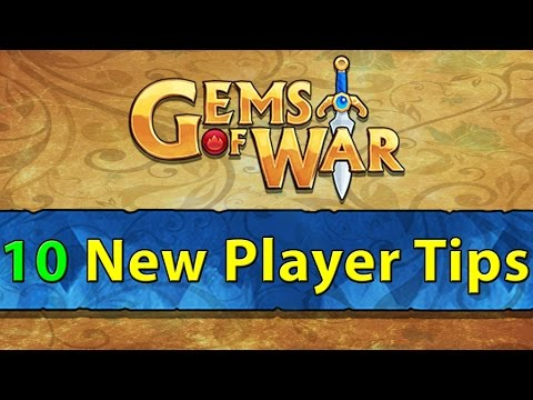 Gems of War: Top 10 Tips for Newer Players
