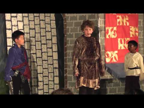 Hough Street Elementary School ESC Macbeth 2015