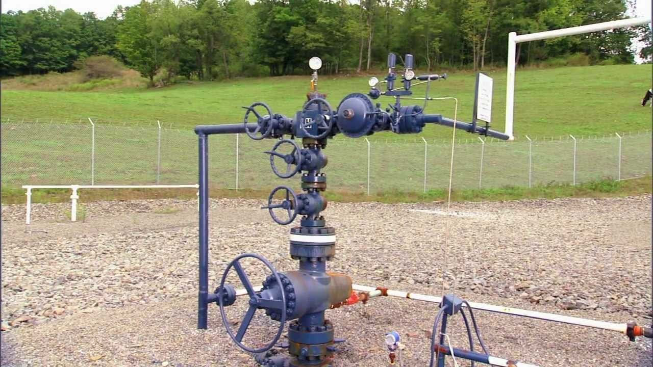 natural gas well completion in the marcellus shale youtube