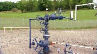 Natural gas well completion in the Marcellus Shale