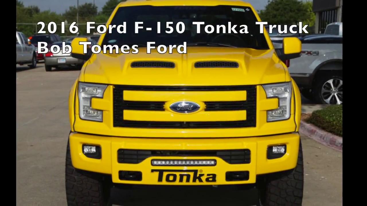 2016 ford f 150 tonka truck interior bob tomes ford youtube. Black Bedroom Furniture Sets. Home Design Ideas